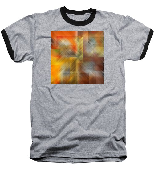 Baseball T-Shirt featuring the photograph Cubic Space by Mark Greenberg