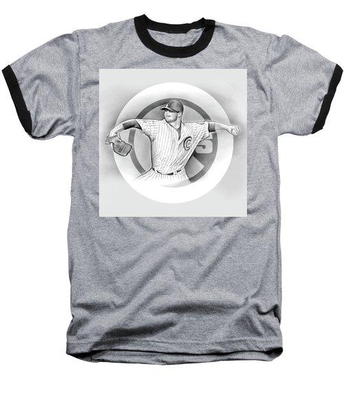 Cubs 2016 Baseball T-Shirt by Greg Joens