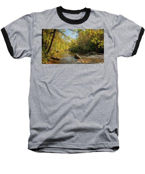 Cullasaja River Nc Baseball T-Shirt