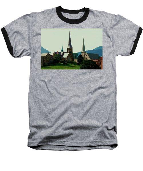 Cumberands Steeples Baseball T-Shirt