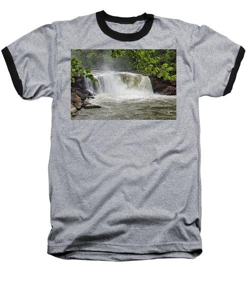 Cumberland Falls Close-up Baseball T-Shirt