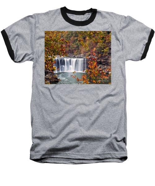 Cumberland Falls Two Baseball T-Shirt