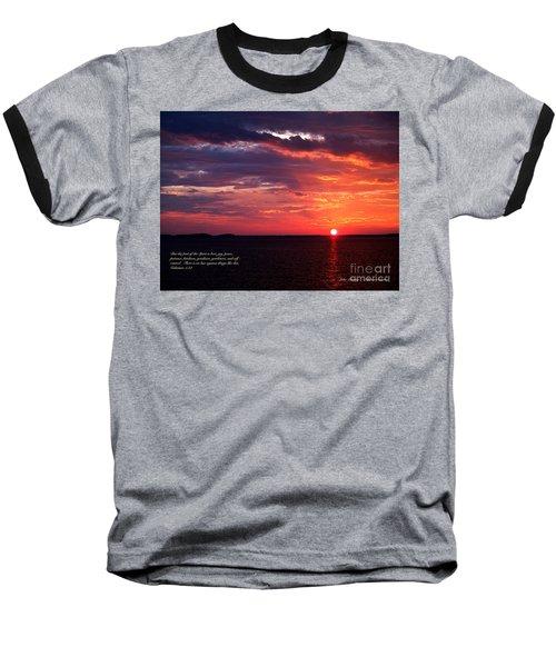 Cumc Solstice Baseball T-Shirt