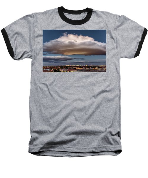Cumulus Las Vegas Baseball T-Shirt by Michael Rogers