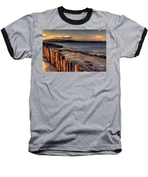 Cunnigar At Sunset Baseball T-Shirt