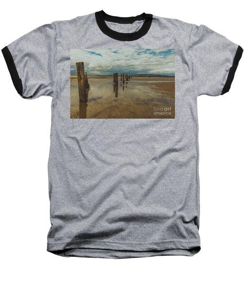 Cunnigar Beach 2 Baseball T-Shirt