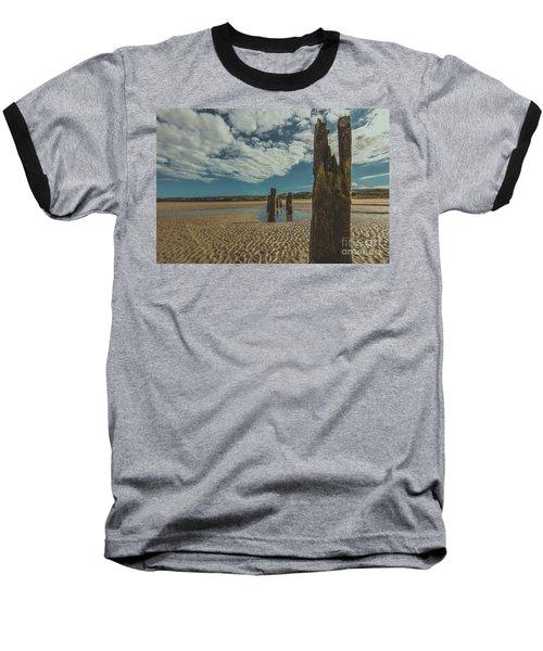 Cunnigar Groynes 2 Baseball T-Shirt