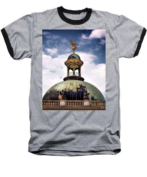 Cupola At Sans Souci Baseball T-Shirt