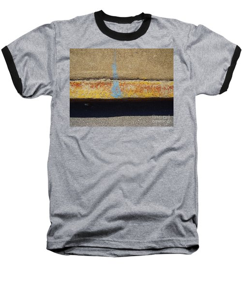 Curb Baseball T-Shirt by Flavia Westerwelle
