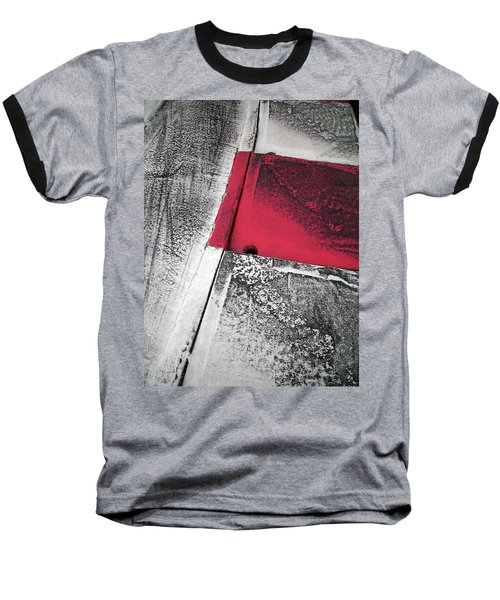 Baseball T-Shirt featuring the photograph Curbs At The Canadian Formula 1 Grand Prix by Juergen Weiss
