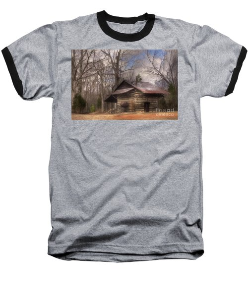 Baseball T-Shirt featuring the photograph Curing Time by Benanne Stiens