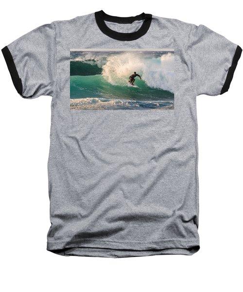 Curl Baseball T-Shirt