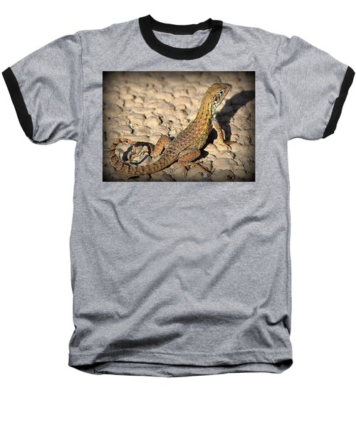 Curly Baseball T-Shirt