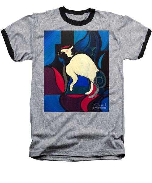 Pyewacket Baseball T-Shirt