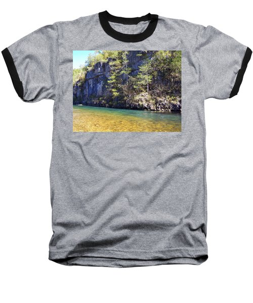 Current River 7 Baseball T-Shirt