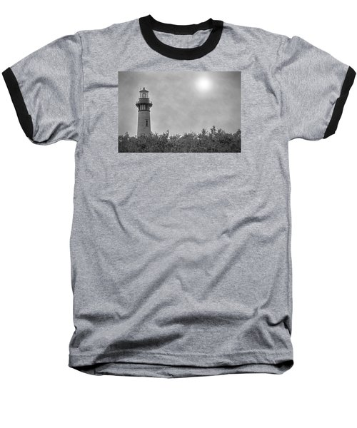 Baseball T-Shirt featuring the photograph Currituck Lighthouse by Marion Johnson