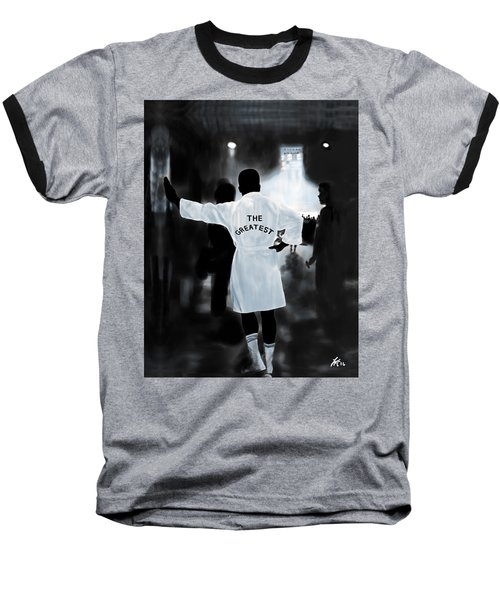 Curtain Call Baseball T-Shirt