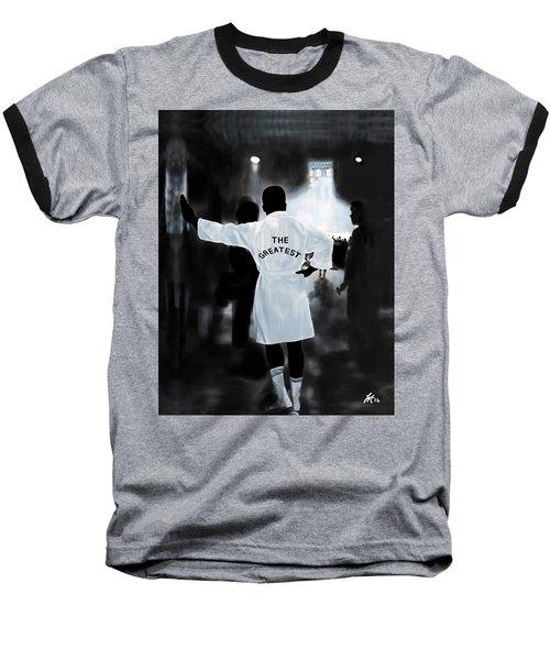 Curtain Call Baseball T-Shirt