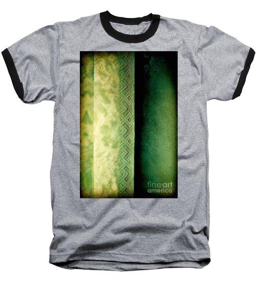 Baseball T-Shirt featuring the photograph Curtain by Silvia Ganora