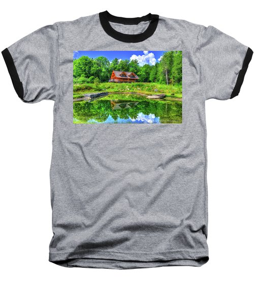 Curtis Vance Memorial Apple Orchard Baseball T-Shirt