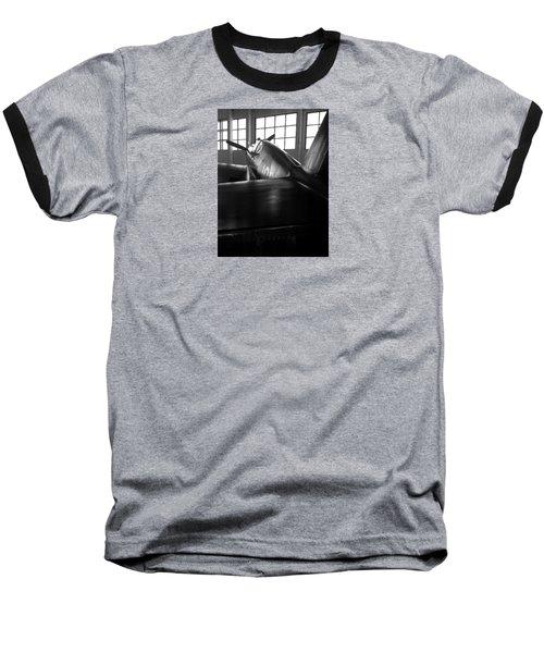 Curtiss P-40 Baseball T-Shirt