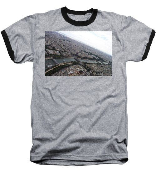 Curvature Baseball T-Shirt