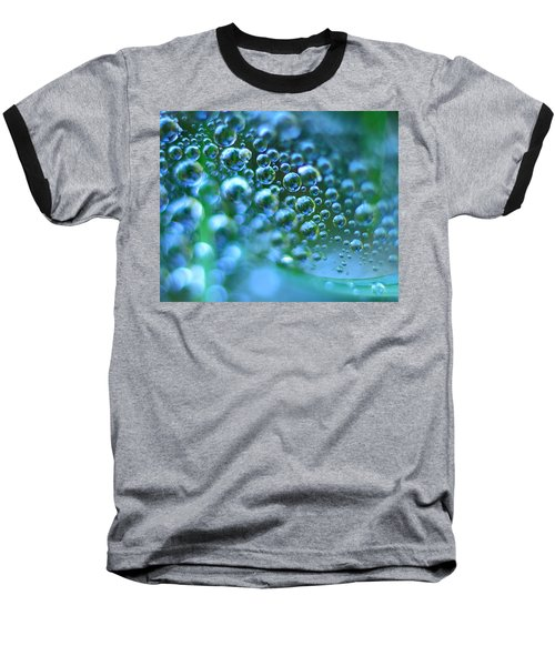 Curve Of The Web Baseball T-Shirt