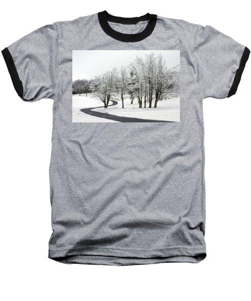 Mac Rae Field Curved Path Baseball T-Shirt