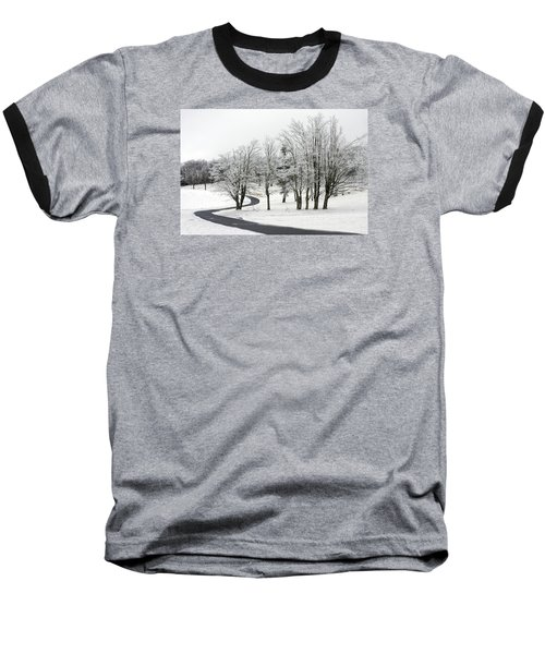 Mac Rae Field Curved Path Baseball T-Shirt