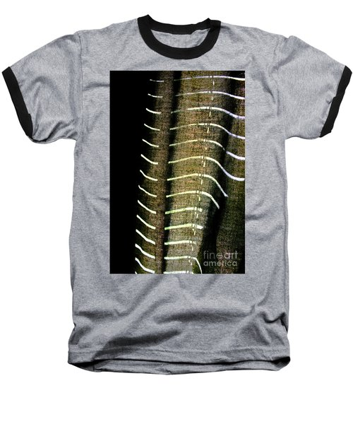 Curvilinear Baseball T-Shirt