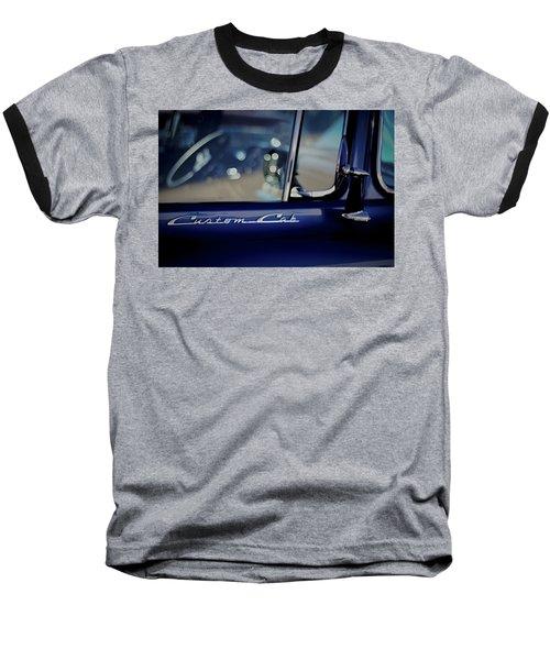 Custom Cab Baseball T-Shirt