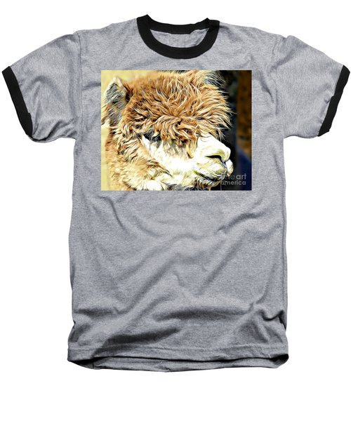 Soft And Shaggy Baseball T-Shirt