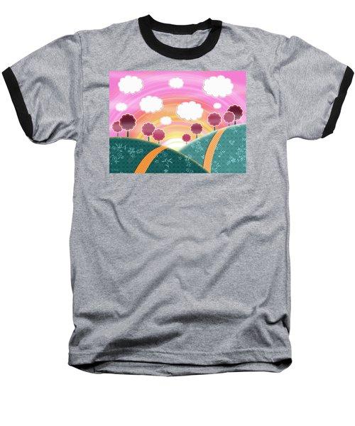 Cuteness Overload Baseball T-Shirt by Shawna Rowe