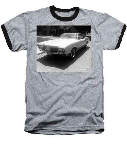 Cutlass Supreme S X Baseball T-Shirt