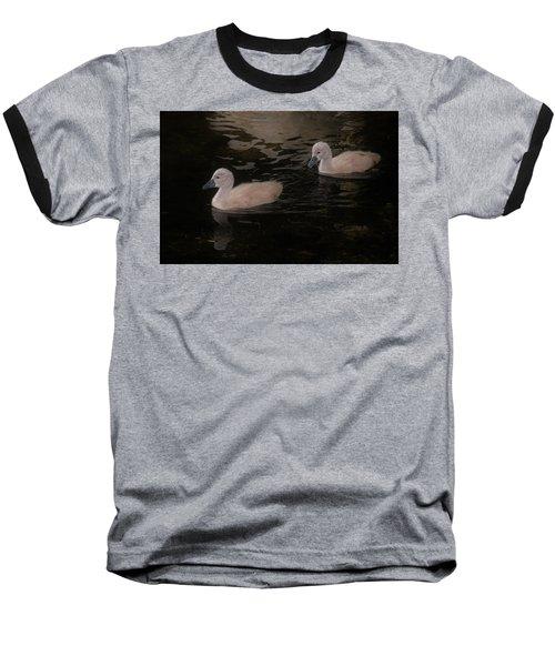 Cygnet Siblings Baseball T-Shirt