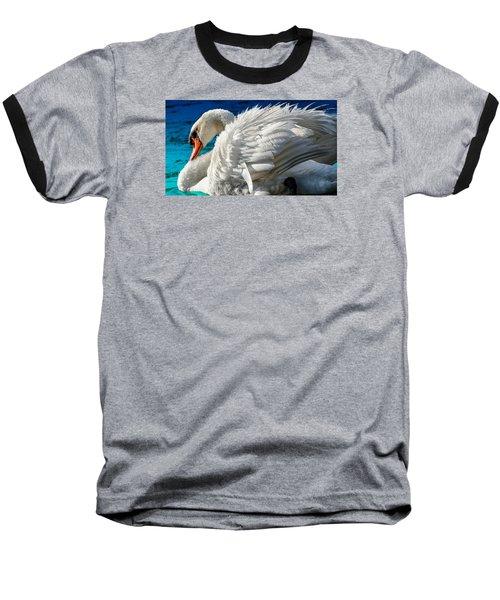 Cygnus Shine 3 Baseball T-Shirt