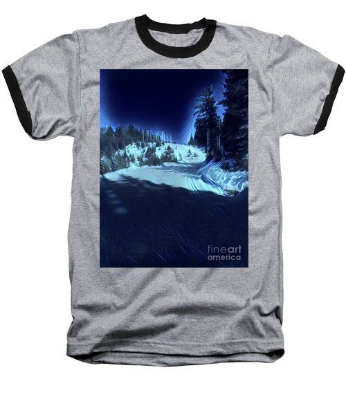 Cypress Bowl, W. Vancouver, Canada Baseball T-Shirt