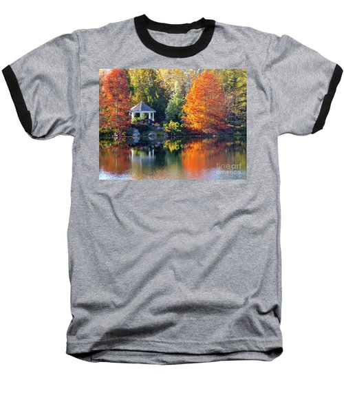 Cypress Gold Baseball T-Shirt