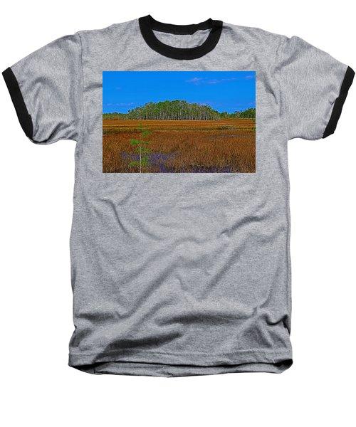 Cypress Hammock Baseball T-Shirt