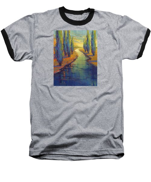Cypress Reflection Baseball T-Shirt