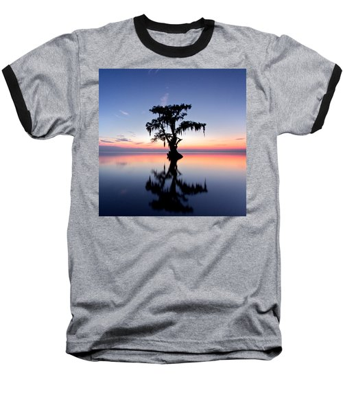 Cypress Tree Baseball T-Shirt