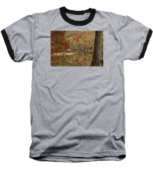 Cypress Window Baseball T-Shirt