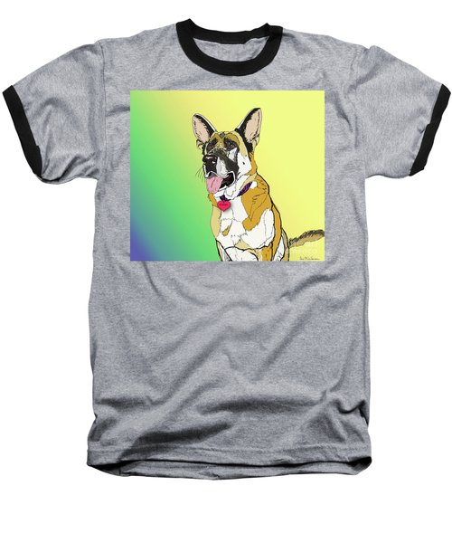 Czaki In Digi Baseball T-Shirt