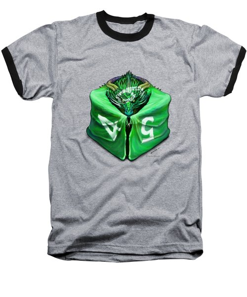 D6 Dragon Dice Baseball T-Shirt