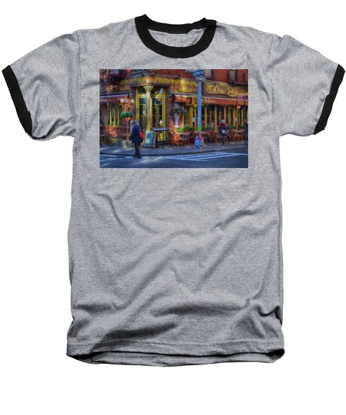Da Gennaro Baseball T-Shirt by Dyle Warren