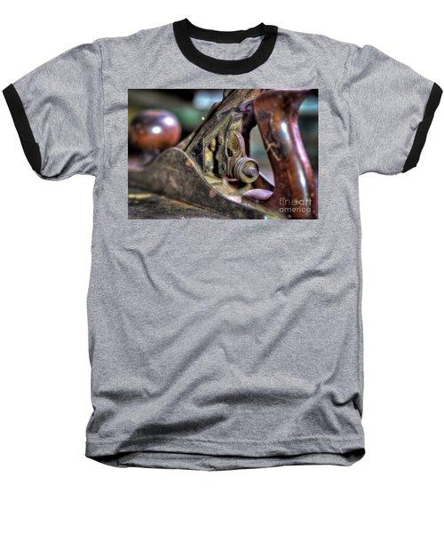 Baseball T-Shirt featuring the photograph Da Plane II by Douglas Stucky