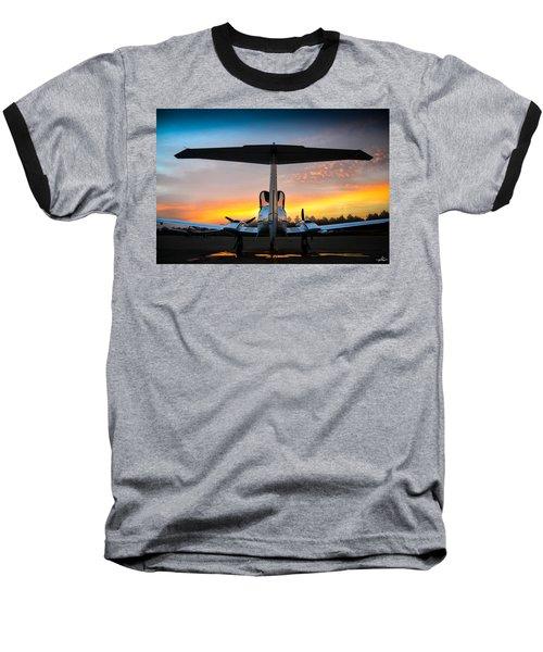 Da42 Facing The Dawn Baseball T-Shirt