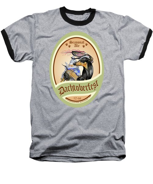 Dachtoberfest Seasonal Ale Baseball T-Shirt