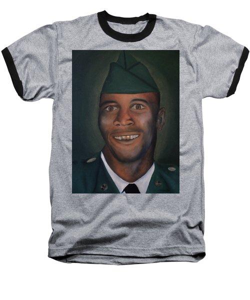Dad Baseball T-Shirt by Angelo Thomas