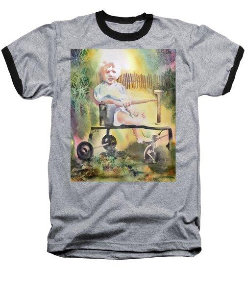Dad Circa 1934 Baseball T-Shirt